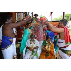 Sathabhishekam (80th Birthday Pooja)